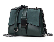 Женская небольшая сумочка тенденции моды 2017 новый скраб сумки на ремне цепи сумка красочные простой стиль