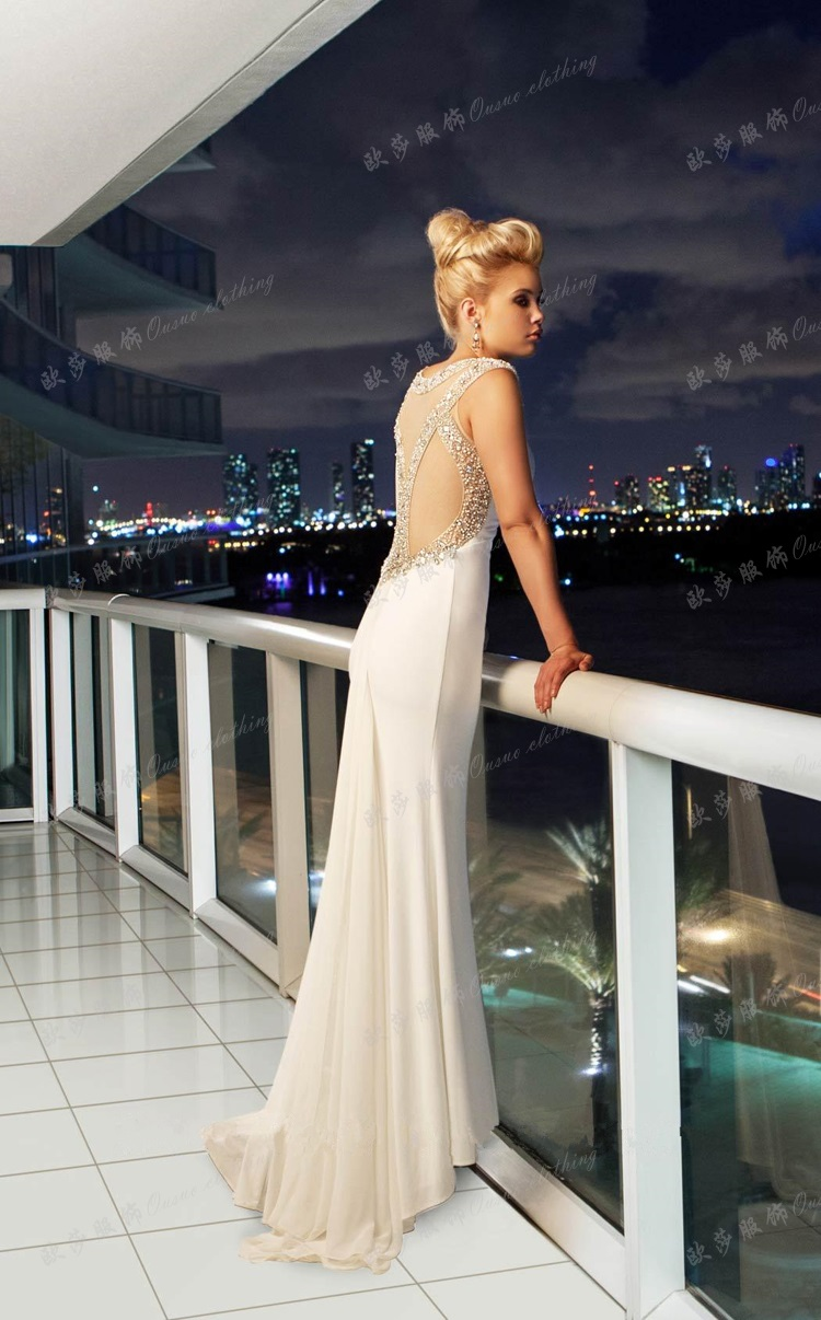 saree gala jurken sexy sweetheart brides formal gown crystal beading evening sexy see through back mother of the bride dresses in Mother of the Bride Dresses from Weddings Events