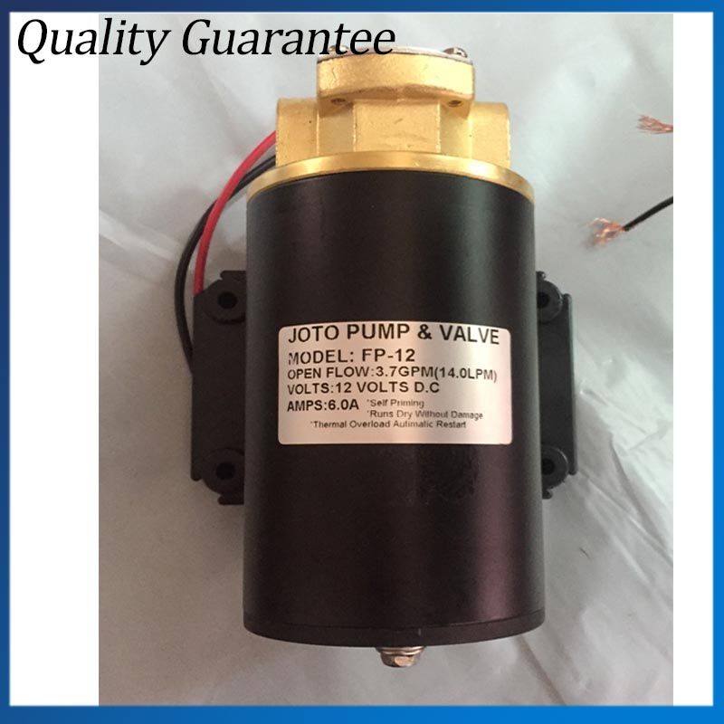 Hot Sale Cast copper Self-priming Diesel Pump 24V 12L/min Electric Gear Oil Pump led телевизор erisson 40les76t2