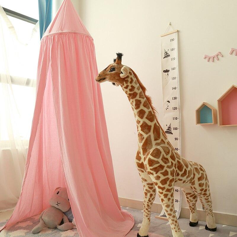 Elgant canopée moustiquaire pour lit bébé moustique répulsif tente insecte rejeter INS baldaquin lit rideau lit tente Mosquitera 4 couleur