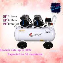 Экспортируемые to58 стран молчание воздушный компрессор промышленный воздушный компрессор сделано в китае