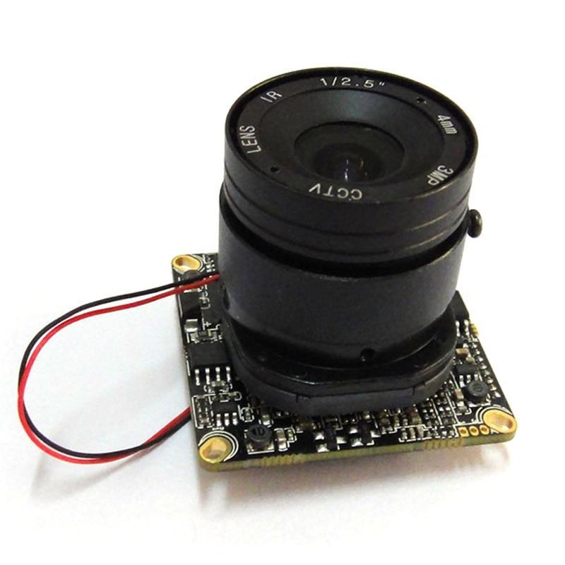 HD WIFI IP Camera Module IPC 720P 1mp Hi3518C CCTV Board PCB ONVIF2.0 P2P, Audio 6mm 3mp cs lens Hisilicon wifi ipc 720p 1280 720p household camera onvif with allbrand camera free shipping