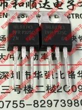 Free shipping 10pcs/lot IRLB8743 new original(China (Mainland))