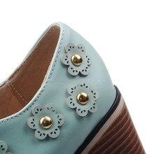 Soft Leather Pumps Single Shoes