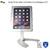 Tablet pc estande quiosque de segurança anti-roubo suporte para ipad 2 3 4 Pro Ar 9.7 Base de Rotação Titular do Desktop Gabinete POS com bloqueio