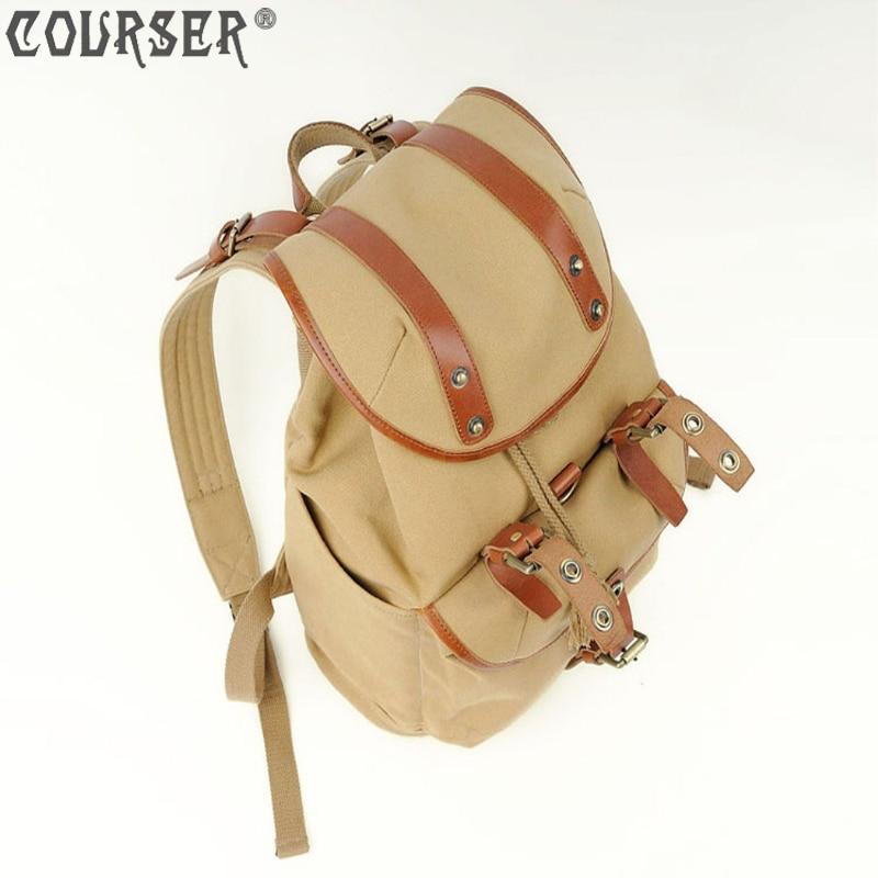 Camera Backpacks khaki camera bag waterproof protection fashion leisure bag factory outlet soft bag PACPFD6100