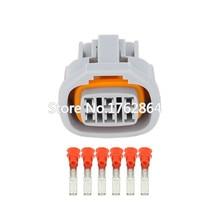 10 Sets  accelerator pedal connector ICM igniter plug DJ70610-2.3-21