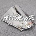 Motorcycle Iridium Silver Windshield WindScreen Double Bubble For Honda CBR600RR 2005 2006 F5 CBR 600RR 05 06 CBR 600 2005-2006