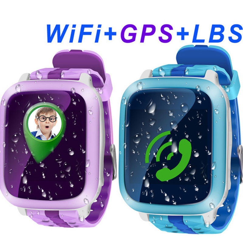 BDO DS18 GPS Smart Watch With Camera Flashlight Baby Watch SOS Call Location Device Tracker for Kid Safe PK Q100 Q90 Q60 Q50 все цены