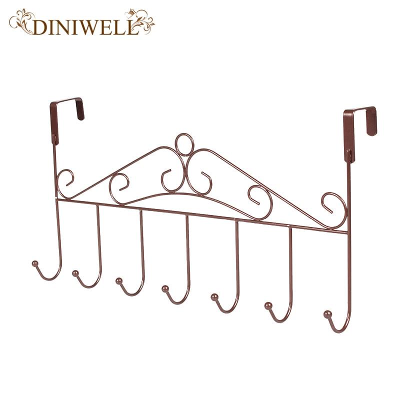Diniwell المنزلية الإبداعية الحديد - التنظيم والتخزين في المنزل