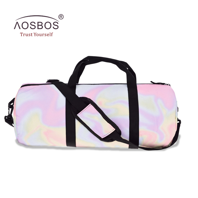 52712bd554 Aosbos 2017 Sport Bag Durable Gym Bag Men Women Yoga Bag Multifunction  Shoulder Handbag Outdoor Basketball