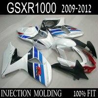 High Quality Injection Fairing Kit For SUZUKI GSXR 1000 2009 2010 2011 2012 K9 GSXR1000 09
