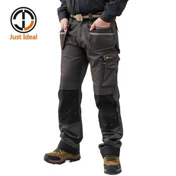 2019 Men Cargo Pants Casual Multi Pocket Pant Military Tactical Long Full Length Trousers High Quality Plus size ID626 - DISCOUNT ITEM  44% OFF All Category