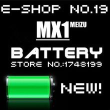 New Arrival Top Selling Bt-m1 Battery 1600mah For Meizu Mx1 M030 Bt-m2 Mobile Phone Accessory High Quality