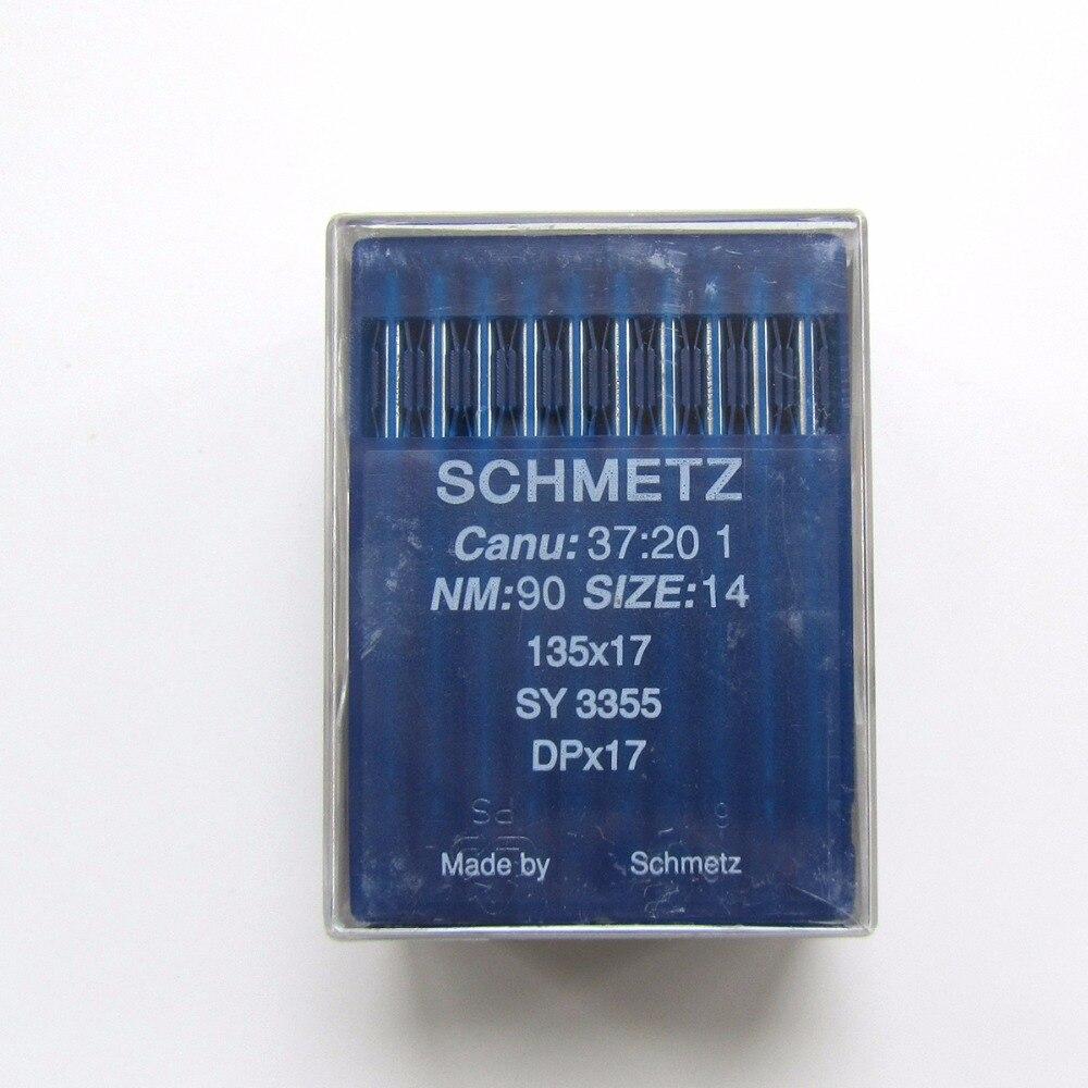 # DPX17 100 STKS Schmetz 135X17 DPX17 SY3355 Industriële Naaimachine Naalden fit voor Brother B220, B430, B431, B432, B797, B798-in Naai Hulpmiddelen & Accessoires van Huis & Tuin op  Groep 1