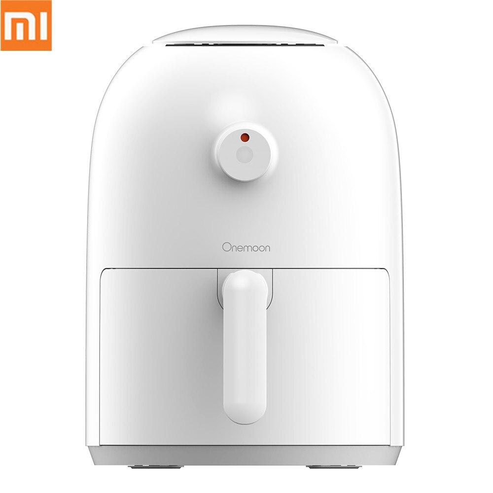 Xiaomi Mijia 2L 800 Вт Onemoon воздуха Фрайер бытовой умный нет дыма высокое Ёмкость электрическая фритюрница фри машина 220 В