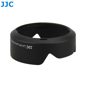 Image 3 - JJC Camera Lens Hood for Canon EF M 18 55mm Lens On Canon EOS M200 M100 M50 M10 M6 Mark II M5 M3 Replaces Canon EW 54 Lens Shade