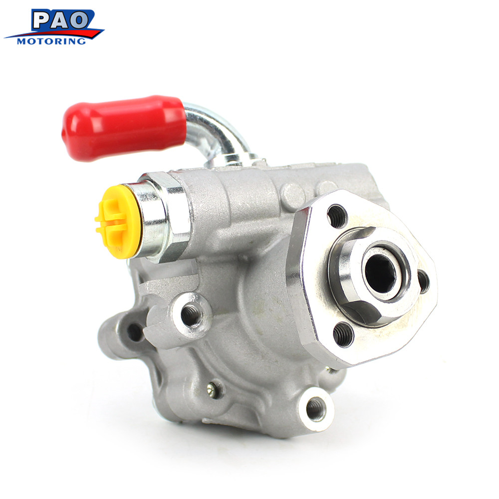 New Power Steering Pump Fit For VW MULTIVAN MK5 2.0 2003-2016 TRANSPORTER MK5 1.9 TDI 2003-2009 Amarok Crafter OEM 7H0422154 Car цена