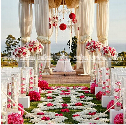 Flower home decoration for wedding for Artificial flowers for home decoration india