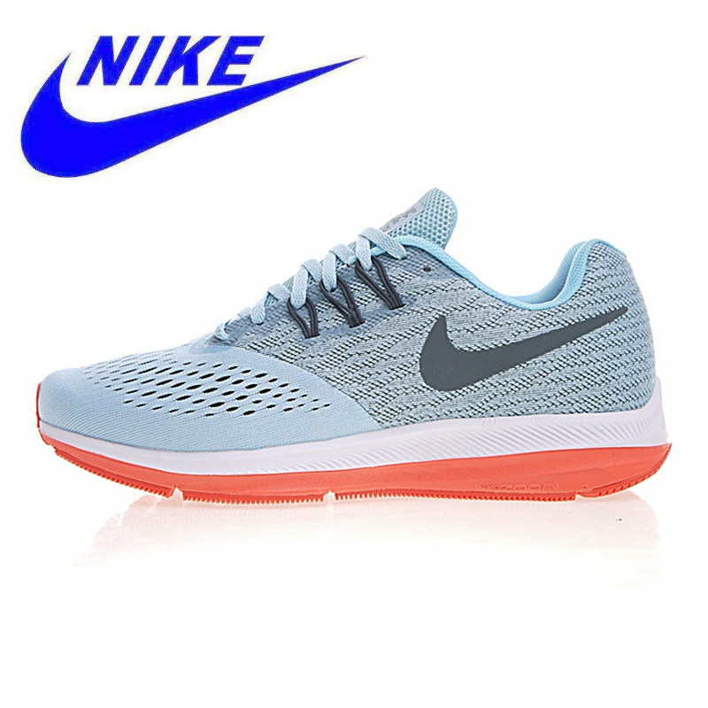 98264c1d34b Original NIKE ZOOM WINFLO 4 SHIELD Men s Running Shoes