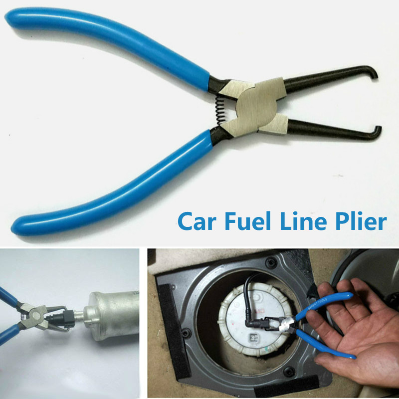 Car Fuel Line Petrol Clip Pipe Hose Connector Quick Release Removal Plier Tool new arrival low price car water pipe hose removal installer tool clip clamp plier household kits tools