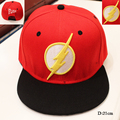 Flash Snapback Caps Adult Baseball Cap Cool Boy Hip-hop Hats for Men Women 2 colors KT2126