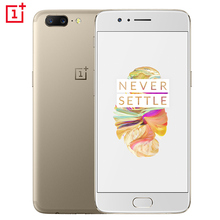 "New Original OnePlus 5  Snapdragon 835  6/8GB 64/128GB Octa Core  5.5"" 20.0MP 3 Camera 4G Mobile Phone Android 7.0  3300mAh(China)"