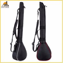 Foldable Golf Gun bag package Capacity Packed 3 clubs Mini Soft club bag package Shoulder club bags for man woman(China)