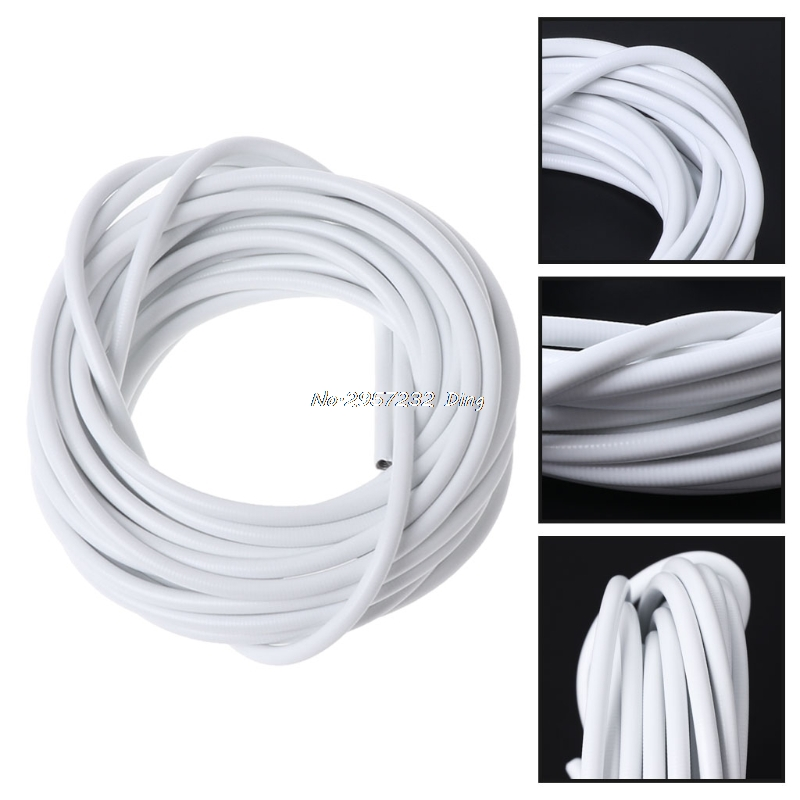 Net Hang 5m Curtain Wire Window Cord Cable String Set With 5 Fish ...