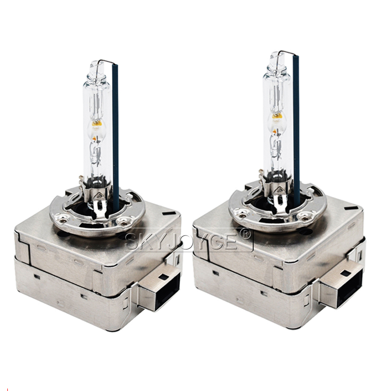 SKYJOYCE 10 stücke Premium AC 55 watt D1S Hid lampe Xenon D1S 6000 karat 4300 karat 5000 karat D3S 35 watt Auto Scheinwerfer Xenon D1S D3S HID Ersatz Birne - 4