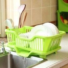Экологически чистые Пластиковые Сушилка Главная кухня Посуда Здоровья Фильтрата Хранения Стойку