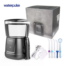 hot deal buy waterpulse v700 portable water flosser oral orrigator dental water flosser oral hygiene water oral irrigation with dust cover