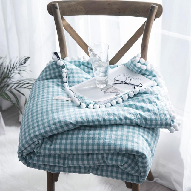 2019 nuevo adulto ropa de cama de la Reina tamaño edredón 200x230 cm de verano de algodón acolchado colcha una pieza envío gratis