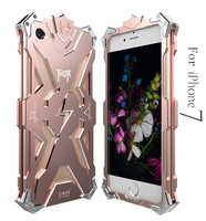 Brand Thor Luxury Heavy Duty Armor Metal Aluminum Mobile Phone Bag Cases For Apple IPhone 7