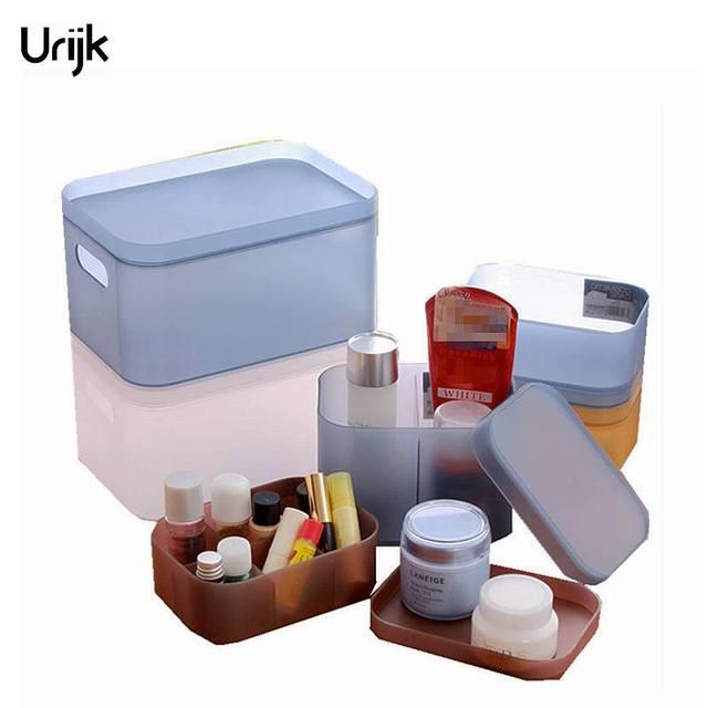 Urijk Makeup Organizer Jewelry Storage Boxes Clothing Toys Storage