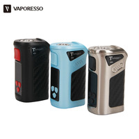 Original Vaporesso TARGET Mini Mod Electronic Ciggrette 40W 1400mah Built In Battery Capacity TC Box Mod