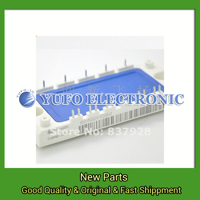 Free Shipping 1PCS  BSM50GX120DN2 Power Modules original new Special supply Welcome to order YF0617 relay