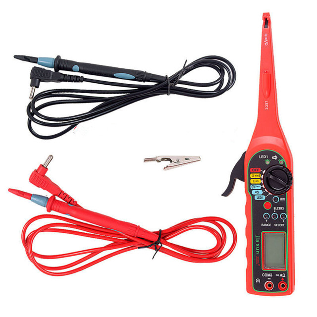 multi function auto circuit tester multimeter lamp car repair rh aliexpress com Automotive Test Probe Auto Electrical Test Equipment