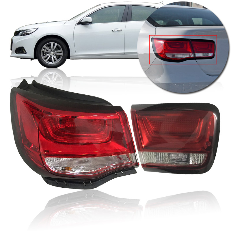 CAPQX Stop Light Tail Lamp Taillight For Chevrolet Malibu