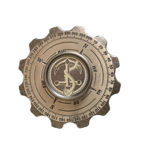 Pirates EDC handspinner Creative Fidget cube Metal Fidget Spinner