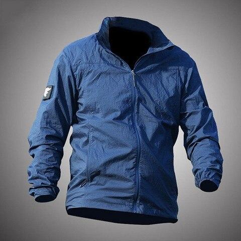 esportes ao ar livre protetor solar rapida seca fina pele roupas jaqueta impermeavel anti uv