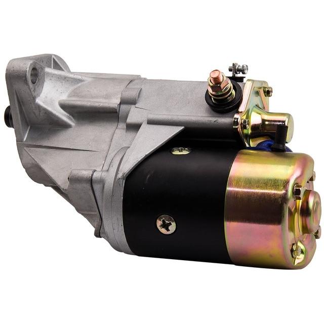 US $137 08 8% OFF Starter Motor for Toyota Landcruiser 4 2L Diesel 1HZ 1HD  FT 1HD FE 1HDT HZJ70 79 70 80 100 Series HZJ75 HZJ80 HDJ100 1HD T-in