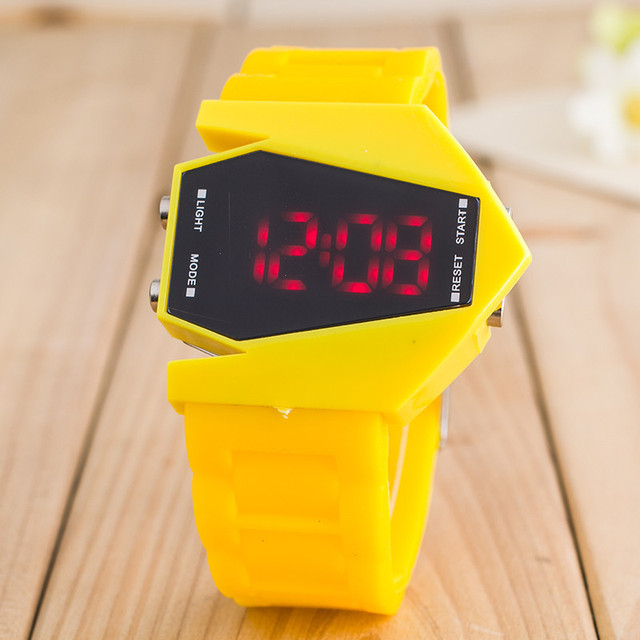 Digital Alarm Sports Stopwatch for Women, Men and  Children
