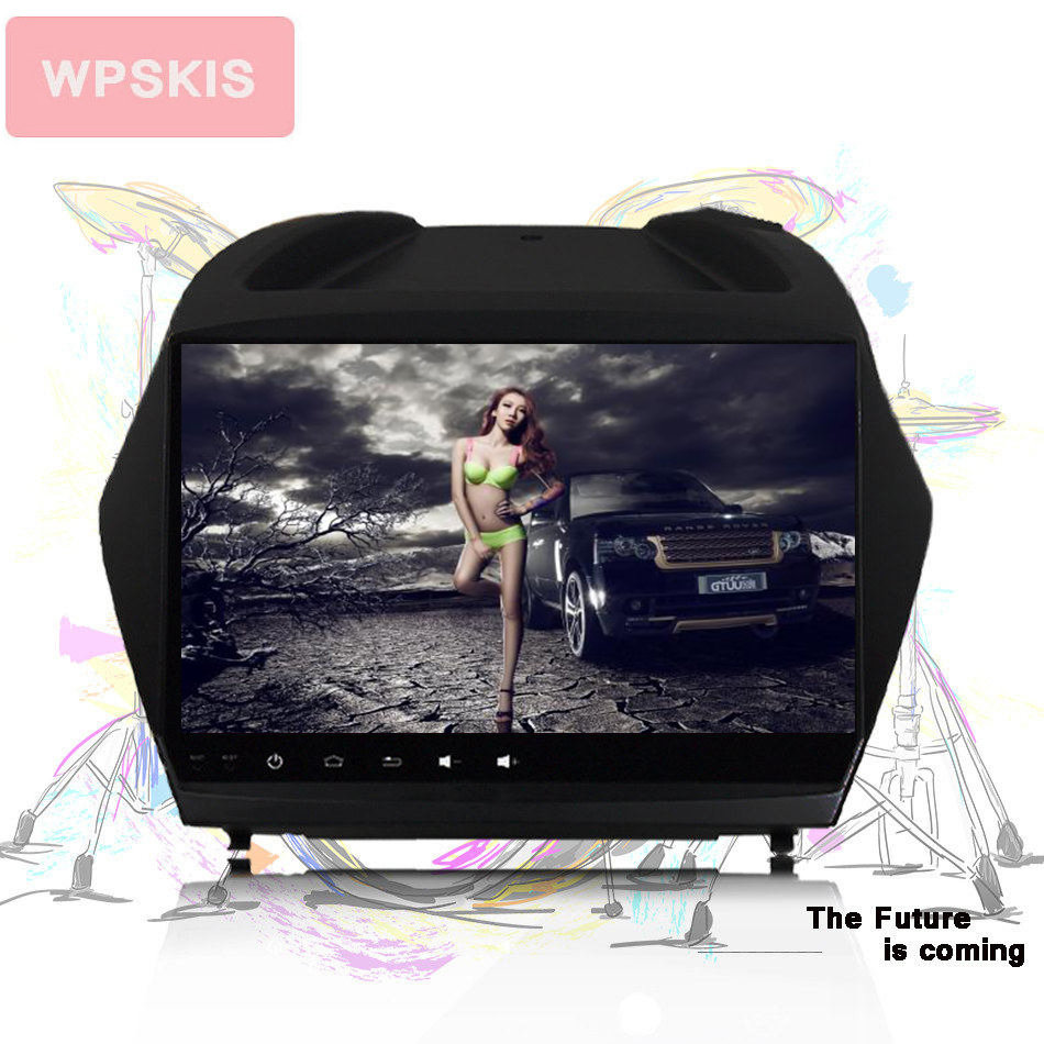 """10.1"""" Android 9.0 Car GPS Radio Player for Hyundai IX35 2009 2015 with Octa Core 4GB+64GB Auto Stereo Multimedia Head units DVD-in Car Multimedia Player from Automobiles & Motorcycles    1"""