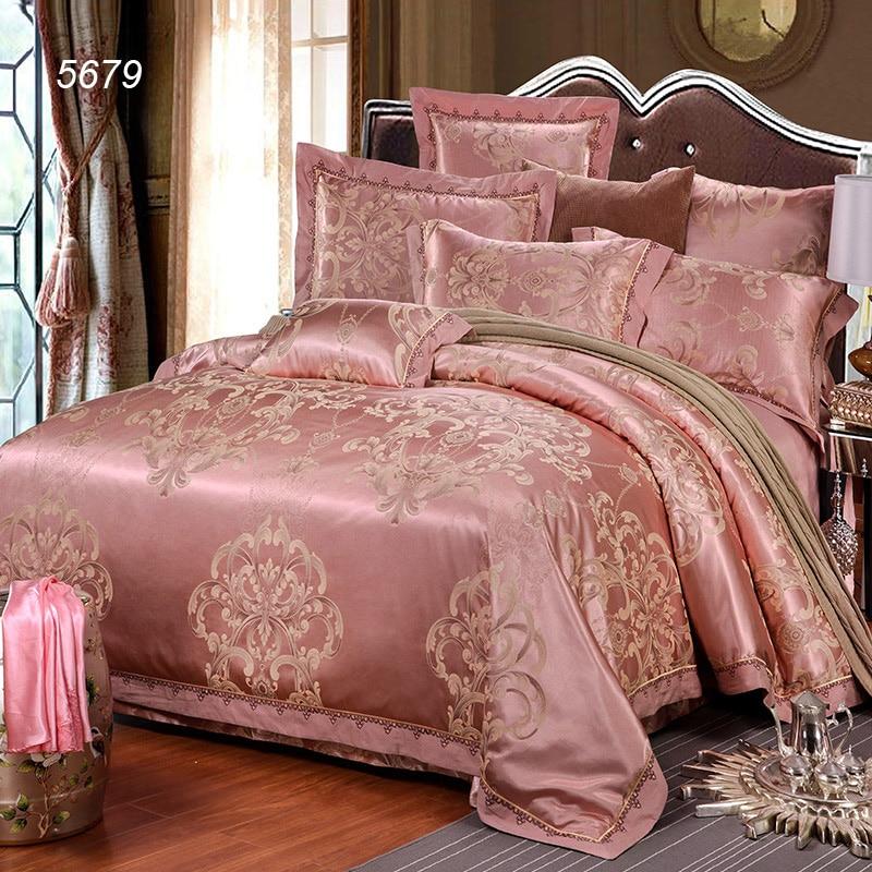 New Arrival Home Textiles Bedding Sets Tencel Satin Silk