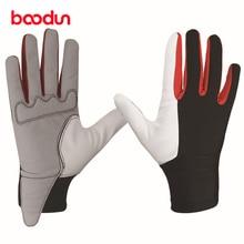Boodun Открытый Спорт лошадь оборудование перчатки для верховой езды конный спорт перчатки тактические перчатки Военные перчатки для взрослых