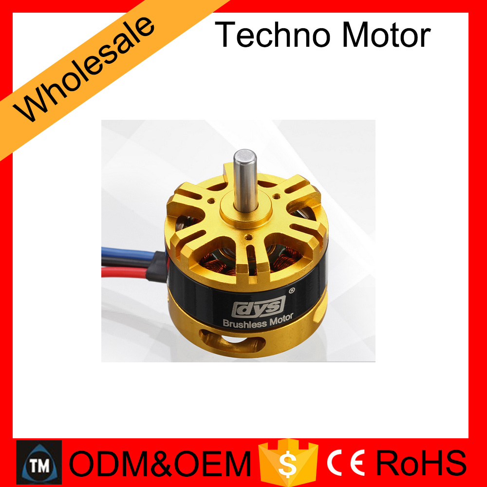 DYS BE2814 1280KV Long Shaft Brushless Motor For Mini Multicopters RC Plane Helicopter