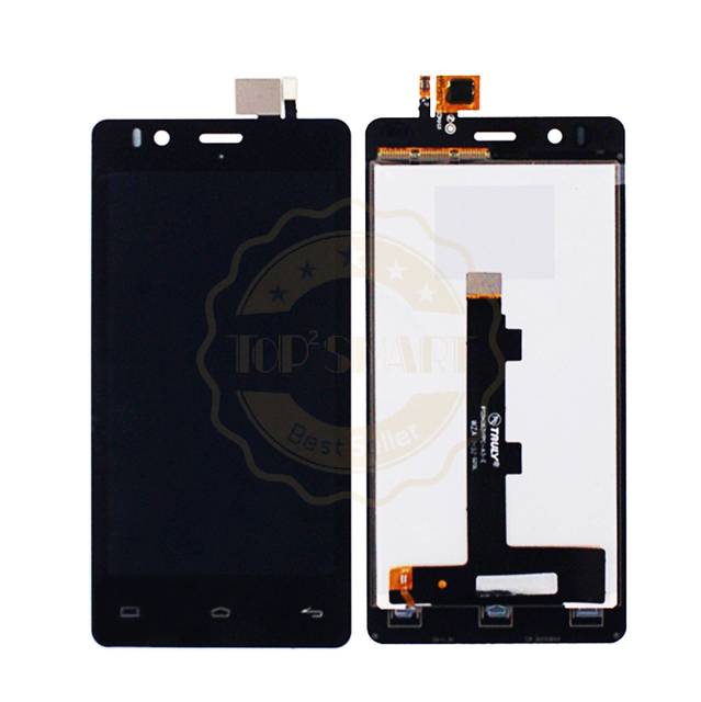 For BQ Aquaris E4.5  FPC5K0631 4.5' LCD Display Touch Screen Digitizer Assembly Mobile Phone LCDs 100% Guarantee