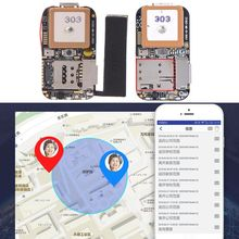 Locator Gps-Tracker Voice-Recorder AGPS Mini-Size GSM ZX303 New Super PCBA Wifi 1-Pc