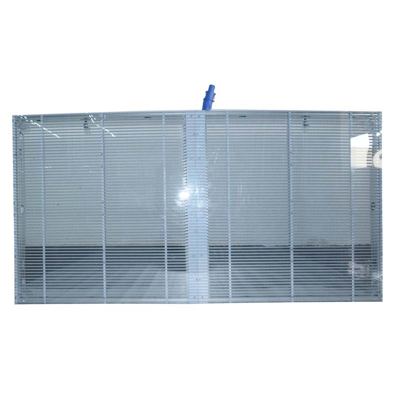 Glass Led Curtain Led Panels Smd Full Color Transparent Led Display Screens For Window